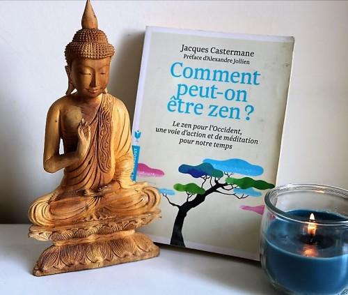 Comment peut-on être Zen ? de J. Castermane
