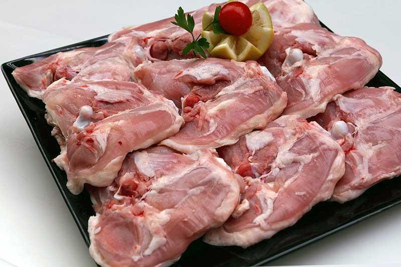 Contramuslos de Pollo, Productos Seleccionados rigurosamenta