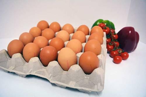 Huevos a domicilio en Madrid