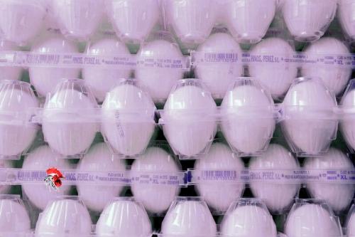 Huevos Blancos XL