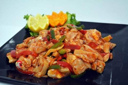 Pollo a la Riojana