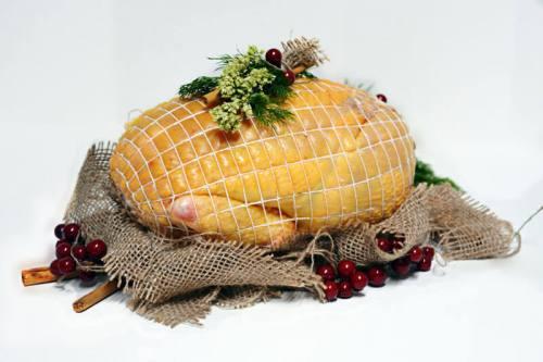 Pollo Relleno Para Navidad, A domicilio en madrid