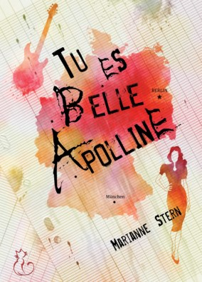 je vous donne mon avis surle livre Tu es belle Apolline de Marianne Stern