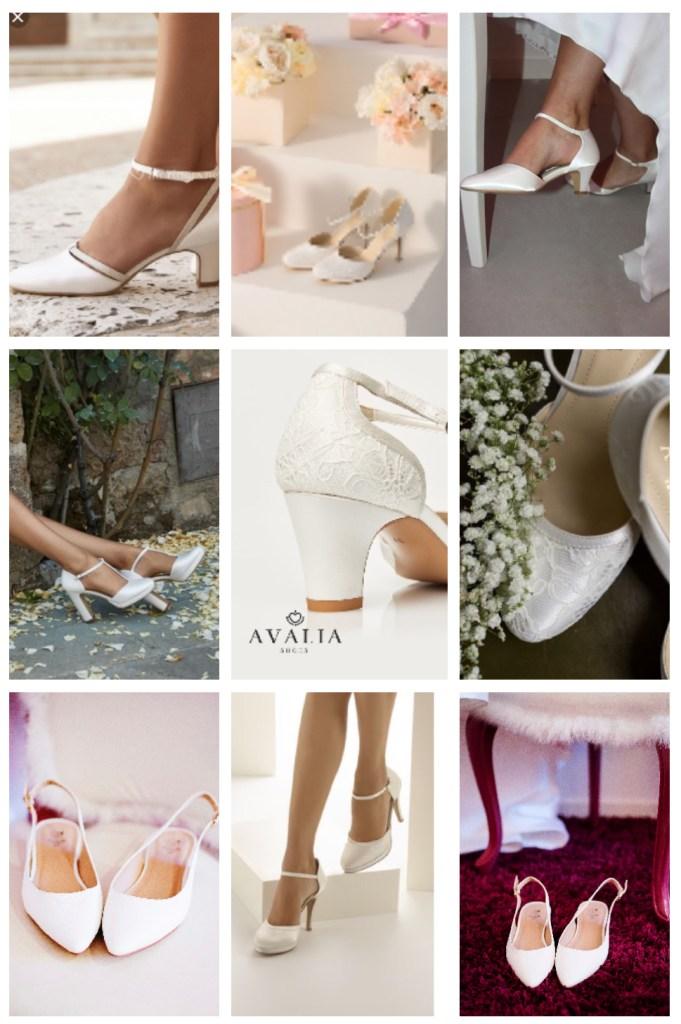 Chaussures de mariée - L'Appart' des mariées