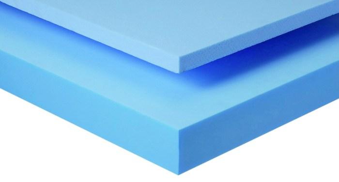 Plaques de polystyrène extrudé, Roofmate, Airplac