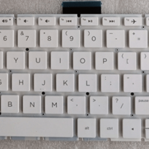 LAPTOP KEYBOARD FOR HP PAVILION 15-BW WHITE WITHOUT BACKLIT US VERSION.