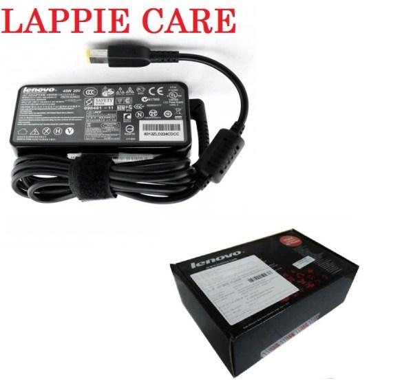 LAPTOP ADAPTER FOR LENOVO 20V/2.25A USB PIN