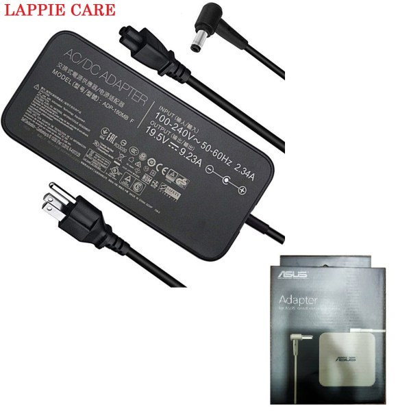 LAPTOP ADAPTER FOR ASUS 19V/9.32A 4.5*3.0