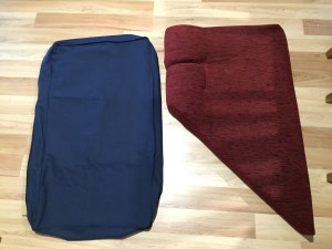 The secret to reupholstering your caravan seat cushions for