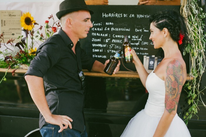 inspiration rock foodtruck mariage ile de la reunion