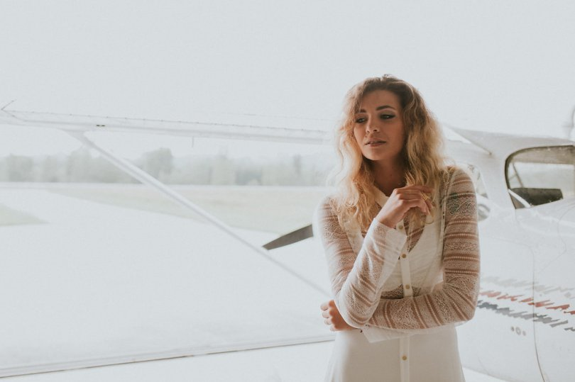 Céline Ménard, Robe de Mariée Céline Ménard : La Voyageuse