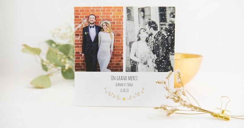 remerciements de mariage, 5 conseils pour vos remerciements de mariage