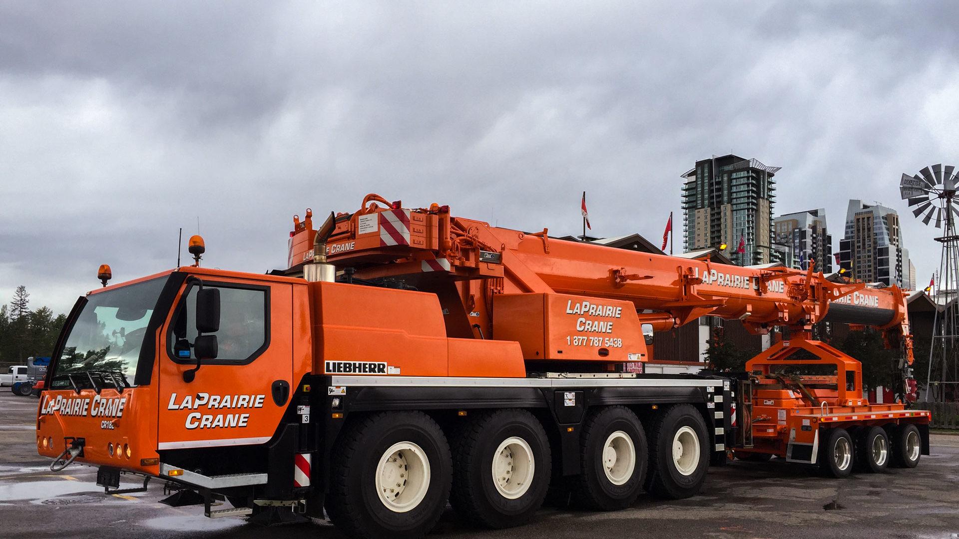 Crane - New Crane (3)