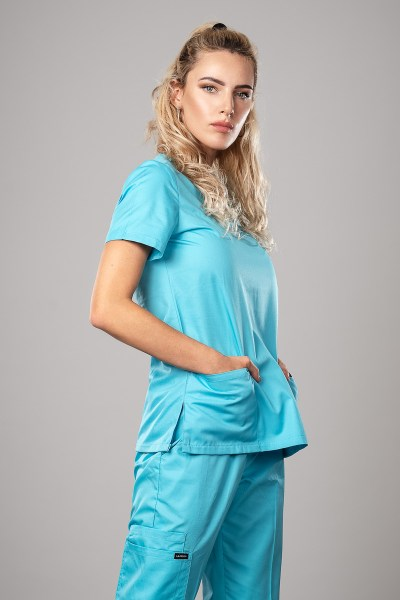 Pyjama medical Miami Profil A Droit +