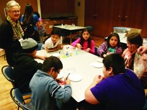 La familia puede disfrutar del arte, la educación y el convivio con las diversas actividades que ofrece el Museo de Arte de Denver. (Foto de Germán González)