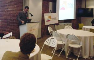 Jake Williams, director ejecutivo de Healthier Colorado.