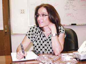 Susana Córdova, de las Escuelas Públicas de Denver. (Fotos de Germán González)