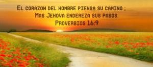 Proverbios 16 9