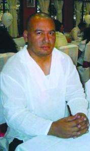 Rainier Adalberto Alfaro Bautista.