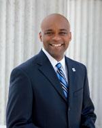 El alcalde de Denver Michael Hancock.