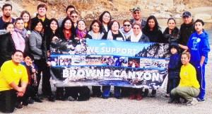 La Prensa de Colorado, desde un principio cubriendo la historia de Brown's Canyon.