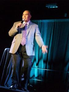 Raúl Alejandro, motivando a la comunidad de Colorado a través de personajes que marcan una diferencia (LPDC/Germán González)