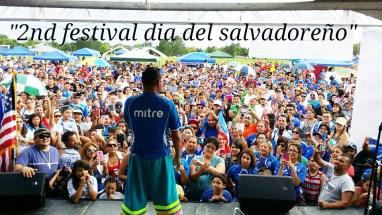 Todo listo para que este 13 de agosto celebren el Festival Día del Salvadoreño.