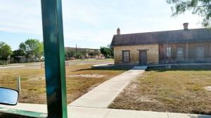 Parte del poblado de Hidalgo, Texas.