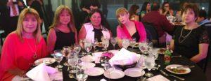 En la cena de gala de la NAHP...