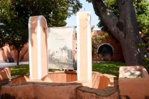 """En el Museo Histórico del Oriente de Morelos """"Casa de Morelos"""" en Cuautla."""