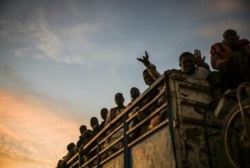 178 migrants d'Amérique centrale découverts dans un camion !