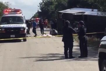 Quintana Roo : douze touristes, dont plusieurs étrangers, tués dans un accident de car (Video)