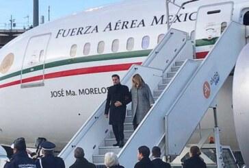 Le président Peña Nieto en France à l'occasion du deuxième anniversaire de l'Accord de Paris !
