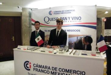 Start-Ups – La chambre de commerce franco-mexicaine investit aussi dans la jeunesse ! (Video)