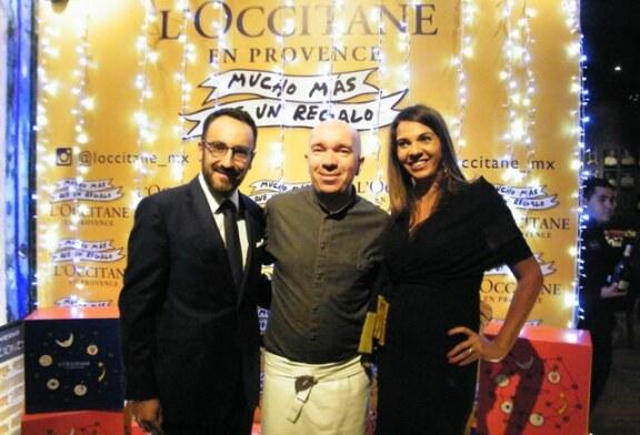 L'Occitane fait son Gala de Noël avec le chef étoilé Jacques Pourcel ! Videos…