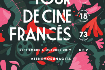 23e Tour de Cine Francés au Mexique. Le plus grand festival de cinéma français au monde ! (Video)