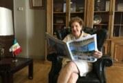 Rencontre avec Roberta Lajous Vargas, Ambassadrice du Mexique en Espagne !