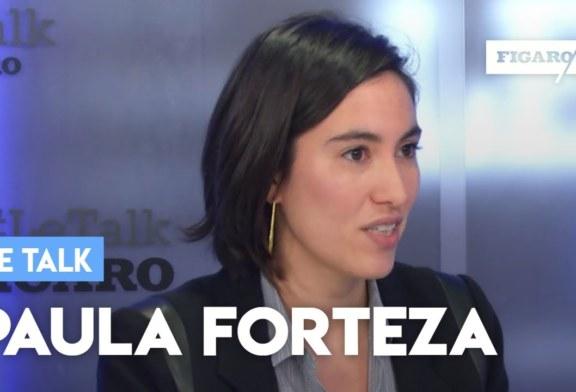 Notre député Paula Forteza lance la plateforme participative «Le Jour d'Après» ! Interview…