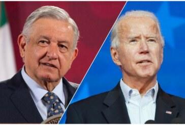 Le président AMLO, l'un des derniers dirigeants à féliciter Joe Biden !