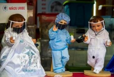 Mexique : des poupées à l'image de Jésus pour sensibiliser au Covid !