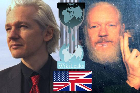 Justice – Le Mexique offre l'asile politique à Julian Assange !