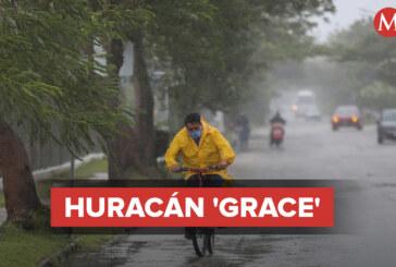 L'ouragan Grace a fait 11 morts au Mexique ! (Video)