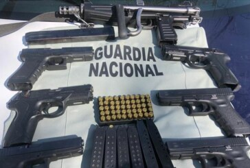 Cartels – Le Mexique poursuit des fabricants d'armes américains !