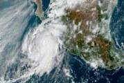 Mexique: l'ouragan Pamela, de catégorie 1, a touché terre !