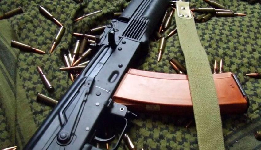 armes contrebande