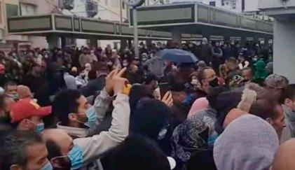"""Station métro République """"Le Passage"""", Tunis"""