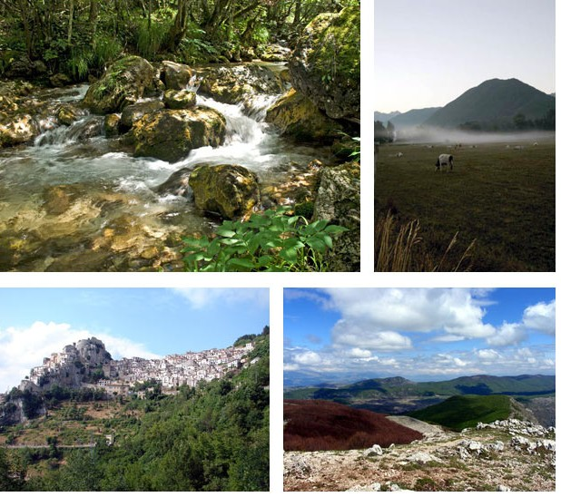 Ciociaria the most famous natural parks