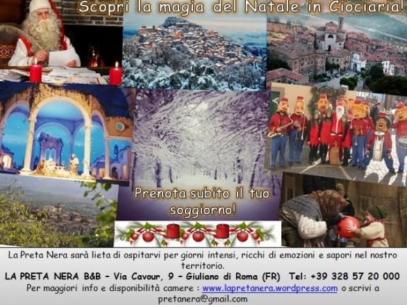 calendario eventi natalizi ciociaria