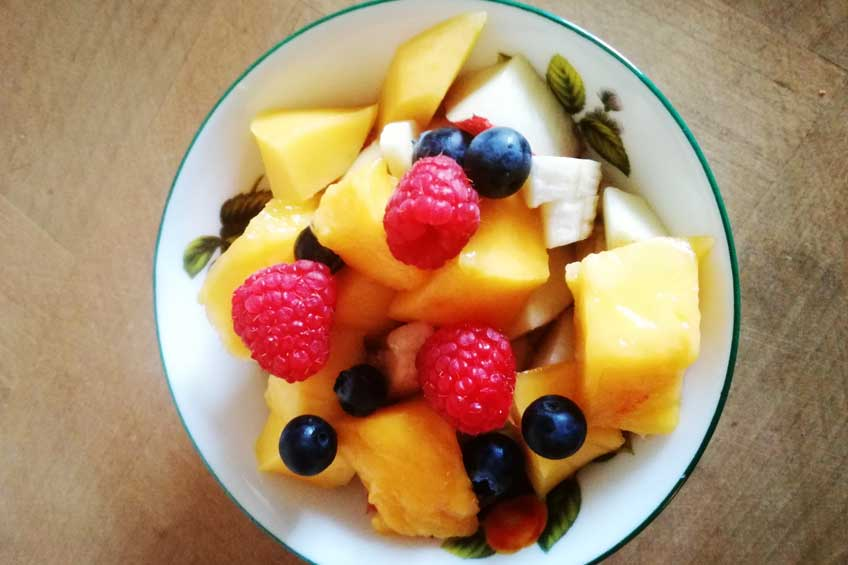 fruits salade
