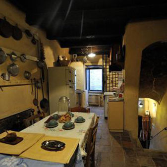 Preta Nera B&B - Mario Lampazzi – Kitchen